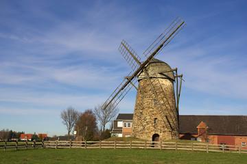 Aluminium Prints Mills Windmühle