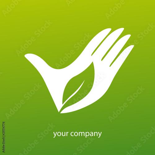 Logo entreprise jardinage fichier vectoriel libre de for Entreprise jardinage