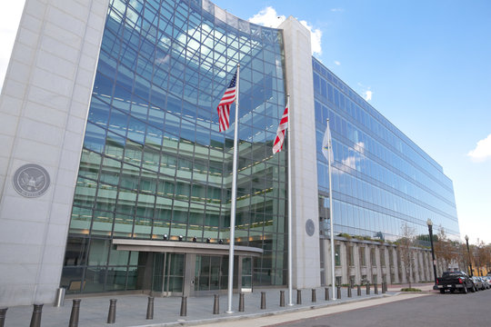 Securities and Exchange Commission, SEC, Building Washington, DC