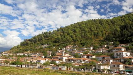 city of Berat in Albania