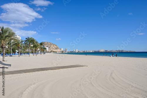 Испанский курорт аликанте