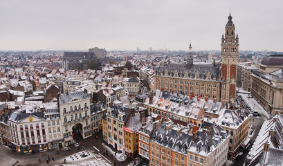 Lille downtown