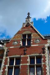 msterdam central railway station,Holland