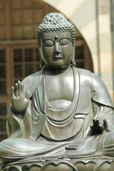 sculpture of Buddha, Bombay, India