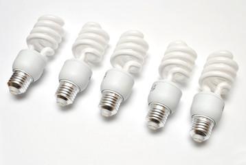 Compact Florescent Light Bulbs