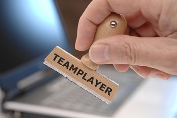 Team Teamarbeit Teamplayer