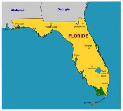 USA - Floride