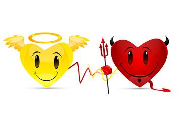 devil hearts