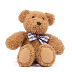 ours en peluche triste