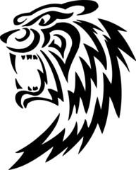 Tiger.Tribal Predators.