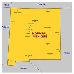 USA - Nouveau Mexique