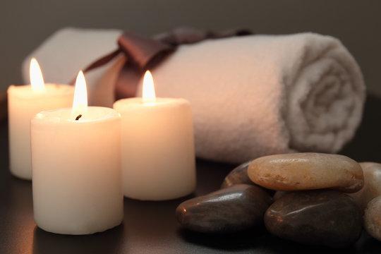 candele e spa