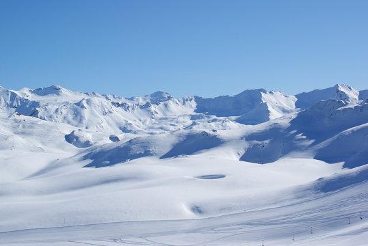 tignes val d'isere - Glacier