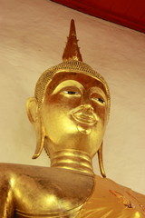 image gold of buddha