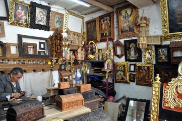 Cuzco bottega di cornici