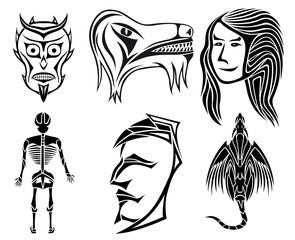Styled vectors
