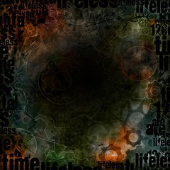 Detailed color grunge textured grunge background
