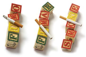 World No Tobacco Day in Italian , Spanish and English