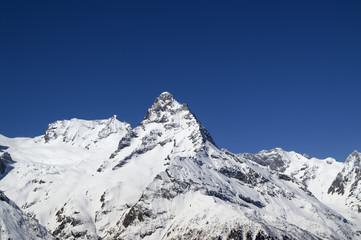 Caucasus Mountains. Dombay, Belalakaya.