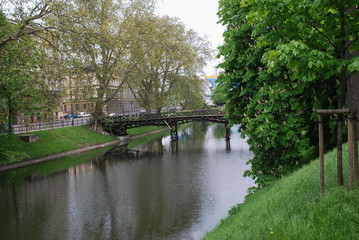 Wroclav - park