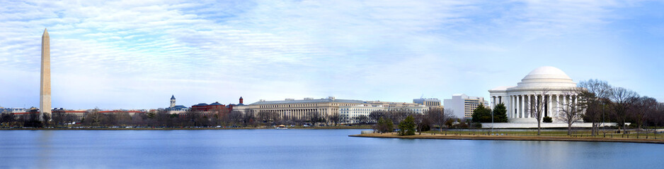 Washington DC Panoramic