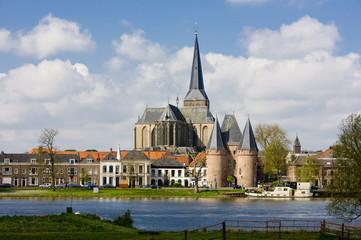 Fototapete - Kampen, Overijssel, Netherlands