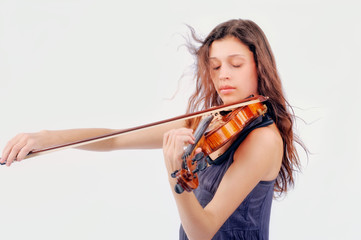 To play the fiddle