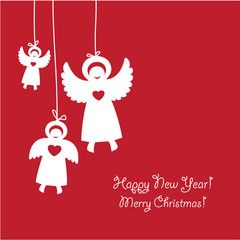 a-template-of-congratulation-is-christmas-angels