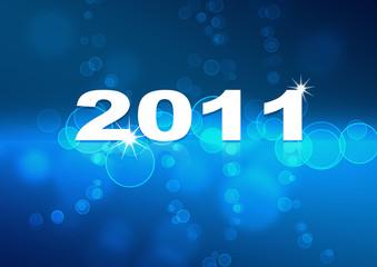 Silvesterkarte 2011