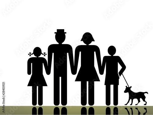 Familia Unida Fotos De Archivo E Imágenes Libres De Derechos En