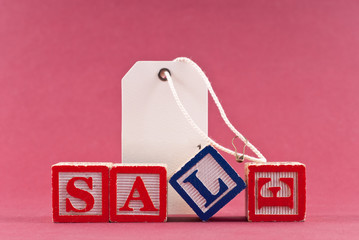 Sale Prices Concept Image