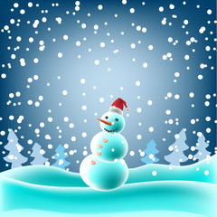 snow puppet