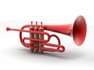 red cornet