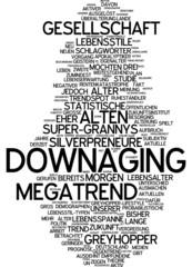 Downaging