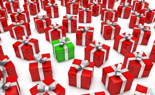 Geschenke Weihnachten Geburtstag Stockfotos Und Lizenzfreie