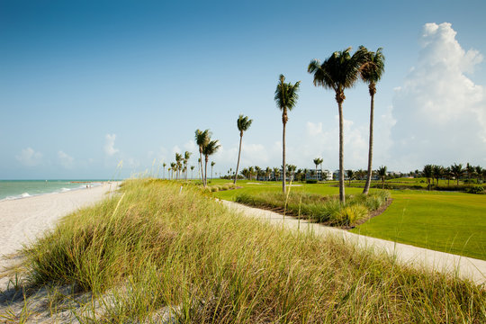 Sanibel Golf and Beach, Sanibel, Florida