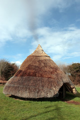 ancient gaelic dwelling