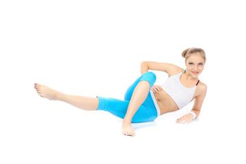women in fitness