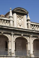 Alcalà de Henares - Coat of arms of historic university