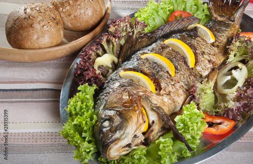 Блюда из карпаы с фото