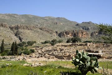 Minoan palaces of Kato Zakros - Crete