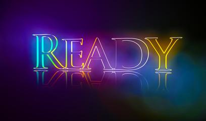 3D Typografie Ready