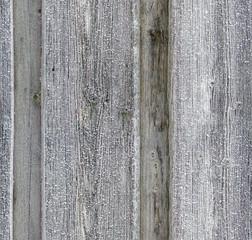 frozen old board hoarfrost wall seamless background pattern
