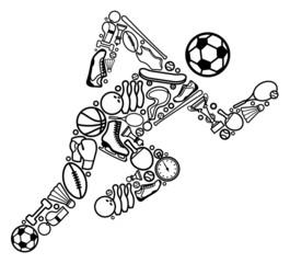 Sports symbol