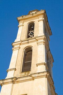 clocher de village corse (borgo)