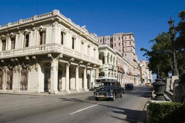 Paseo Prado, Havana, Cuba