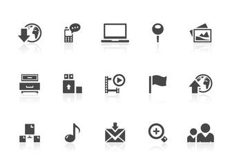 Socia lnd media icons