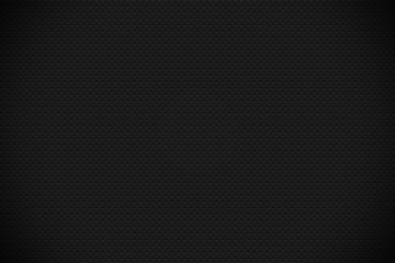 carbon background with vignetting
