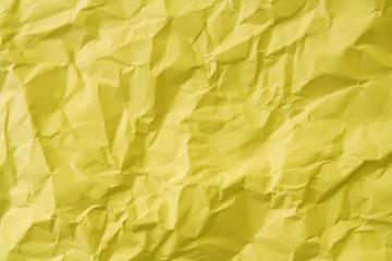 sarı kırışık kağıt