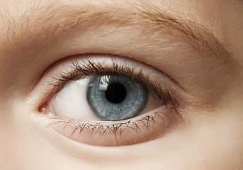 young eye